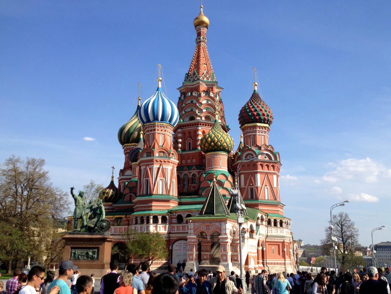 """Studienreise: """"Moskau und der Goldene Ring: Weltmetropole und Machtzentrum Russlands"""""""