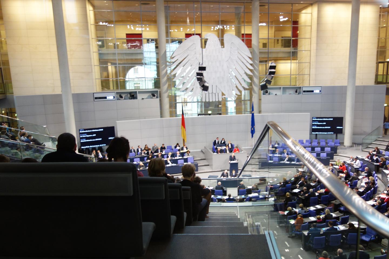 """Parlamentsseminar: """"Demokratie live: Der Deutsche Bundestag"""""""