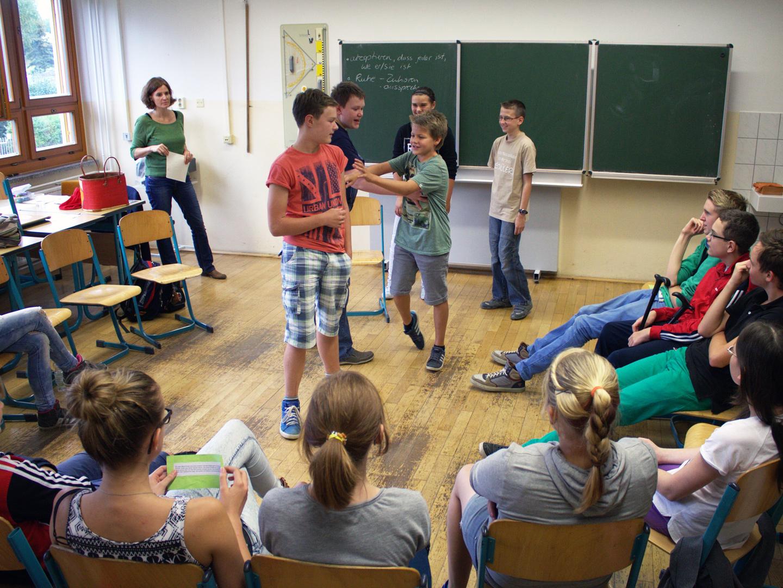 """Workshops: """"Vielfalt lieben – Toleranz leben"""""""