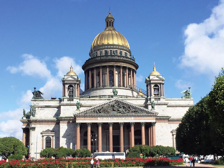 Sankt Petersburg Russlands Tor Nach Europa Einst Und Jetzt