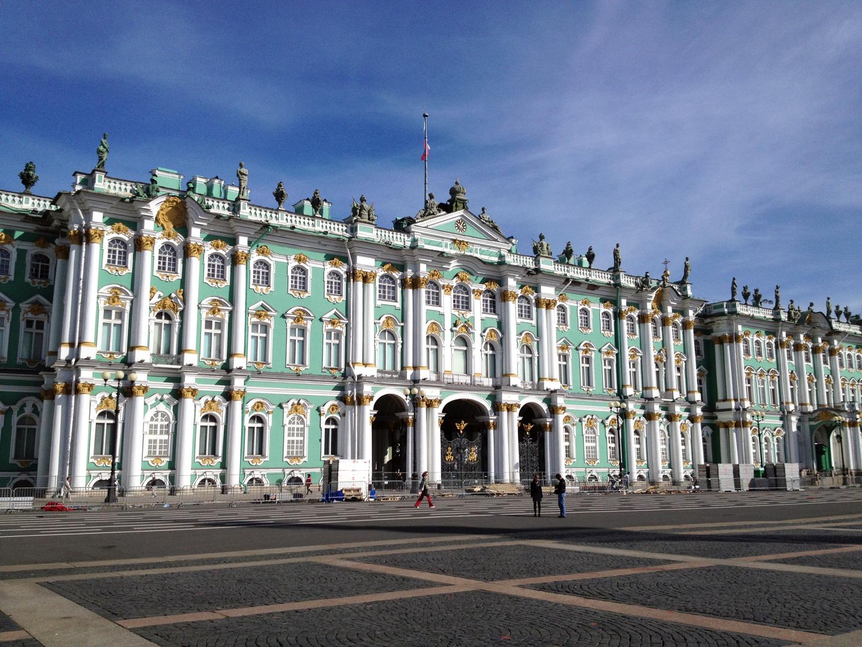 """Studienreise: """"Sankt Petersburg: Russlands Tor nach Europa einst und jetzt"""""""