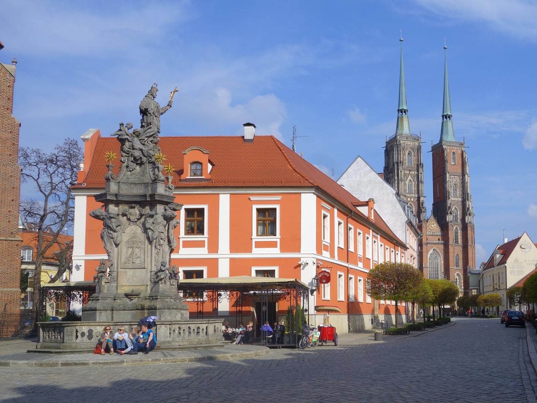 """Studienreise: """"Kulturschätze Niederschlesiens: Wrocław und das Hirschberger Tal"""""""